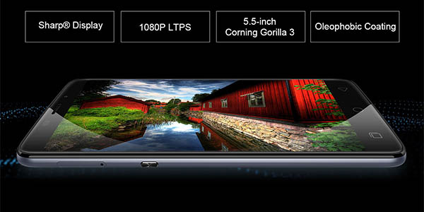 Pantalla Ulefone Viena 4G