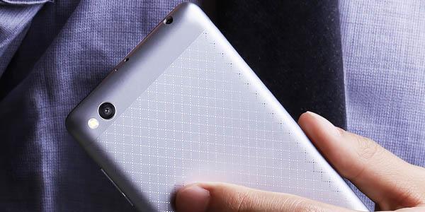 Xiaomi Redmi 3 en color gris