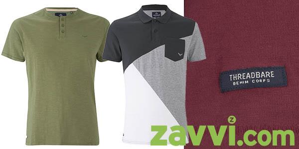 zavvi promocion polo y camiseta por 18 euros marzo 2016