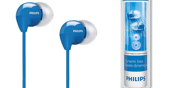Auriculares in-ear Philips SHE3590BL/10