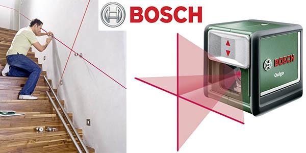 bosch quigo II nivel laser barato