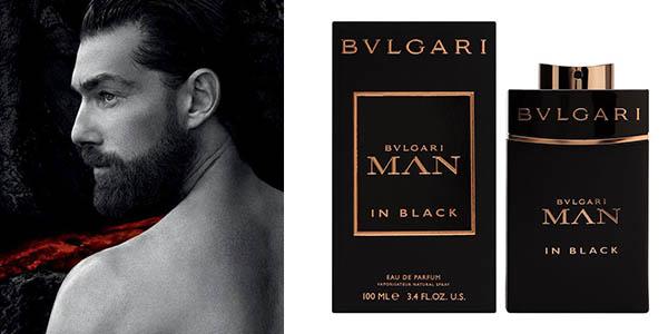 Bvlgari Man in Black perfume para hombre 100 ml barato