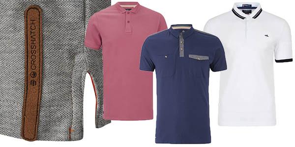 camisetas y polos de manga corta con buena relacion calidad-precio