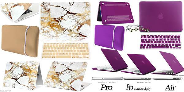 carcasas duras macbook originales y de calidad