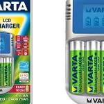Cargador Varta Power LCD Charger