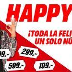 Catálogo Media Markt ofertas Happy 99