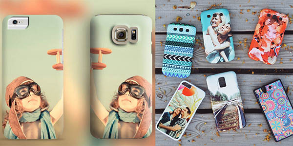 descuento carcasas personalizadas para smartphones de diferentes marcas y modelos