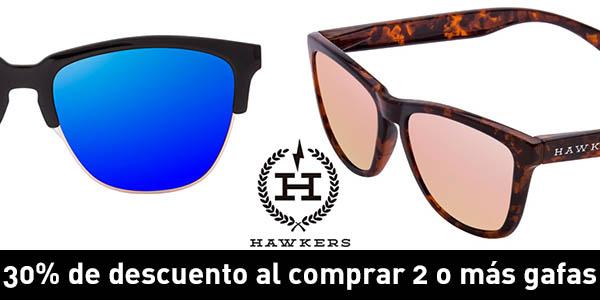 20% de descuento gafas Hawkers