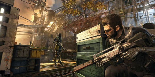 Gameplay Deus Ex: Mankind Divided para PC