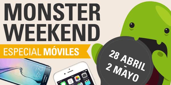 eBay Monsterweekend abril 2016