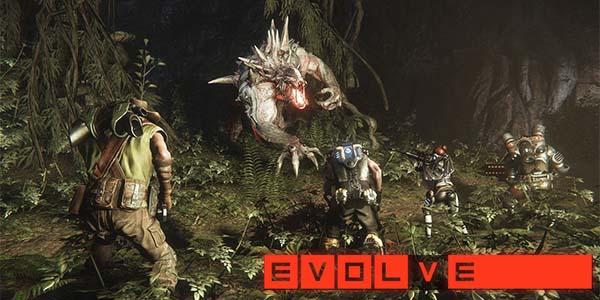 Evolve + Monster Expansion Pack
