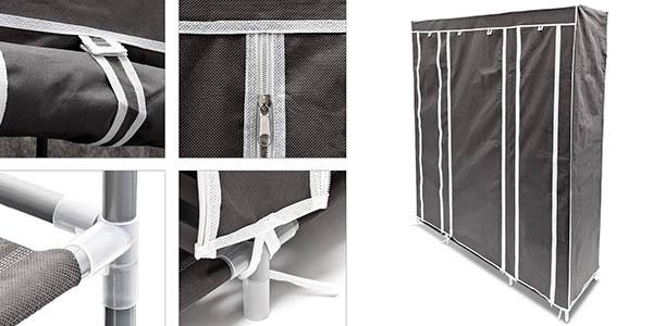 funcional armario plegable de tela para ropa barato