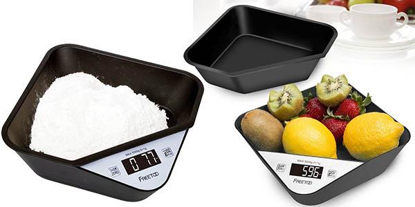 funcional bascula digital de cocina precisa y barata