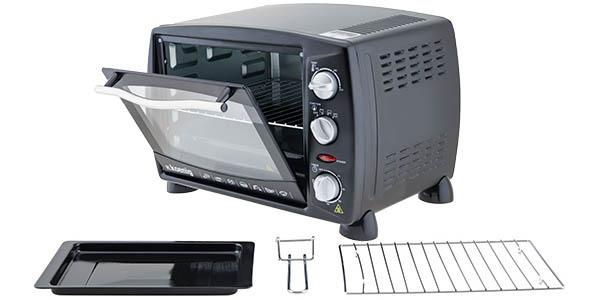 funcional horno pequeno h koening fo18 para pizzas y asados