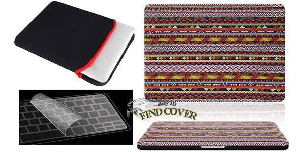 funda carcasa para macpro macair o macbook en colores a precio brutal
