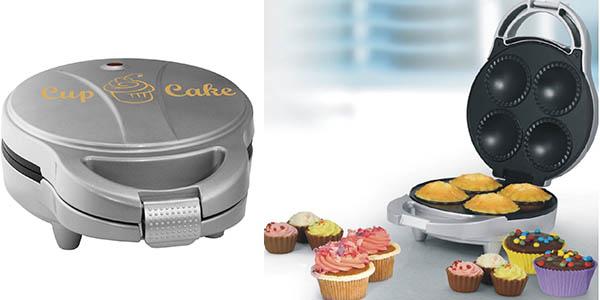 hacer cupcakes en casa con pequeño electrodomestico tristar