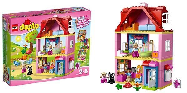 La casa de los juegos LEGO Duplo