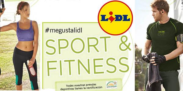 lidl ofertas en sport y fitness 11 abril 2106
