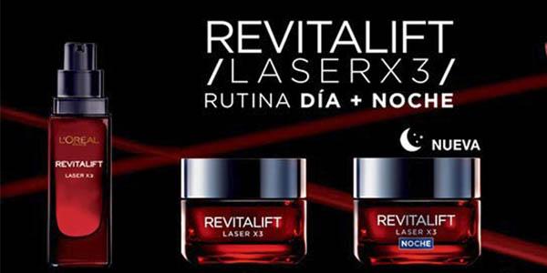 loreal revitalift laser x3 barato