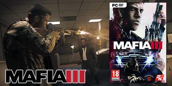 Mafia III para PC Steam
