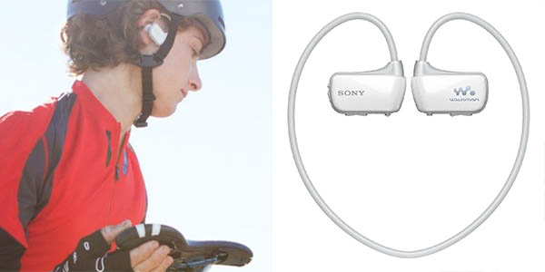 Reproductor MP3 Sony NWZ-W273S