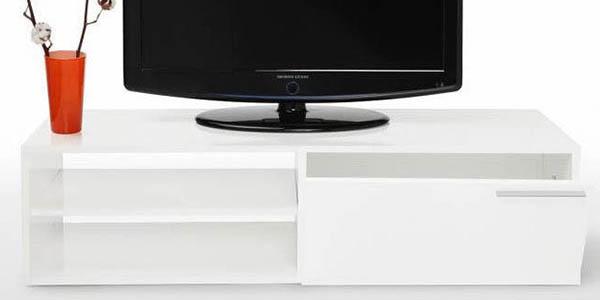oferta funcional mueble moderno para salon y television