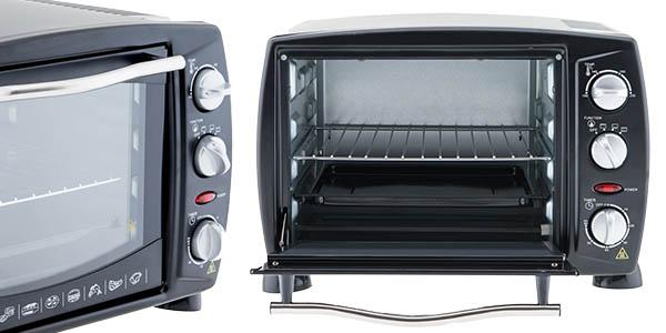 oferta horno compacto potente calidad h koening