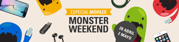 Ofertas eBay Monster Weekend