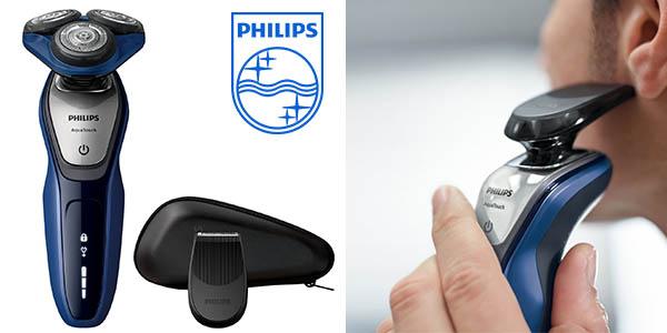philips aquatouch s5600-12 afeitadora barata