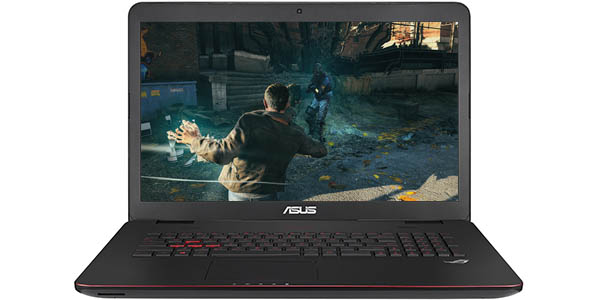 Portátil gaming ASUS G771JW-T7004H
