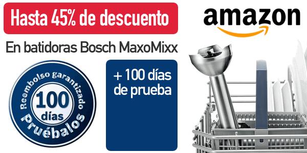 Batidoras Bosch MaxoMixx baratas