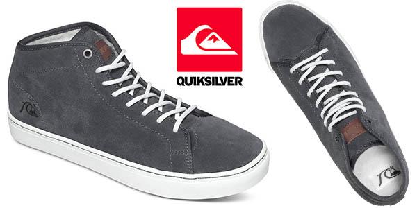 quiksilver cove mid sherpa zapatillas para hombre baratas