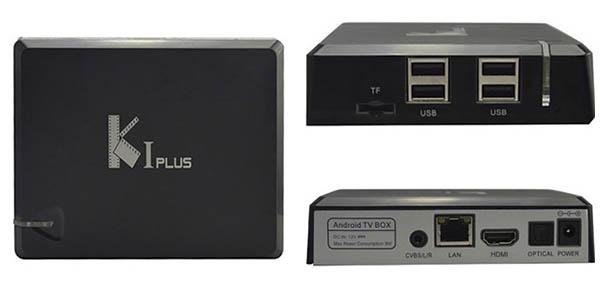Android TV Ki Plus