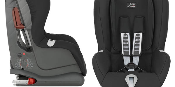 romer duo plus silla para coche niños hasta 4 años