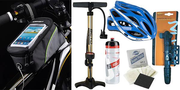 ruedas manchas herramientas cascos para bicicleta