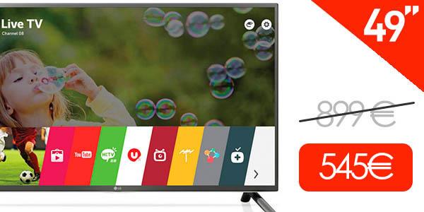 TV LED LG 49UF6407 4K Ultra HD