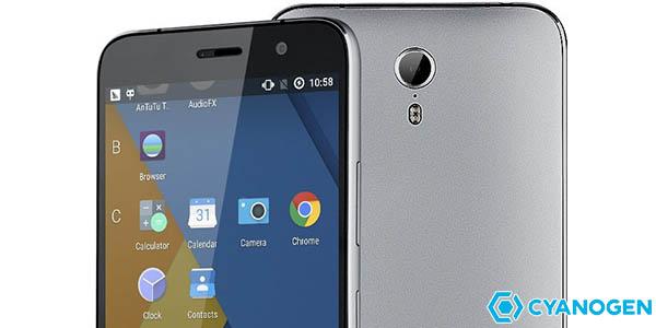 Smartphone Lenovo Zuk Z1