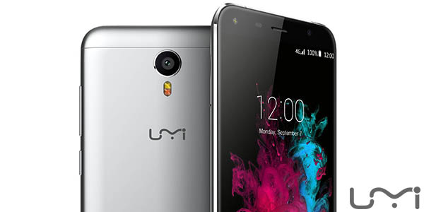 Smartphone UMI Touch 5,5