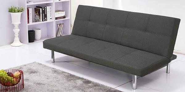 sofa cama clic clac con cupon descuento rakuten abril 2016