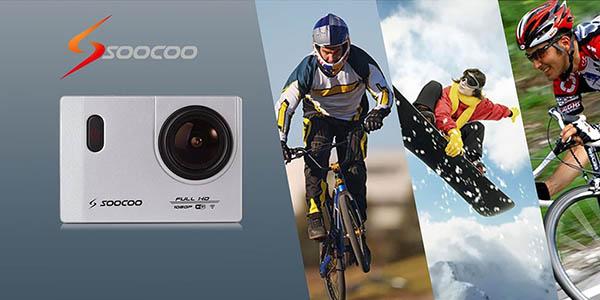 Cámara Full HD Soocoo C10