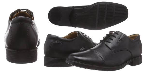 zapatos elegantes con calidad clarks a precio brutal
