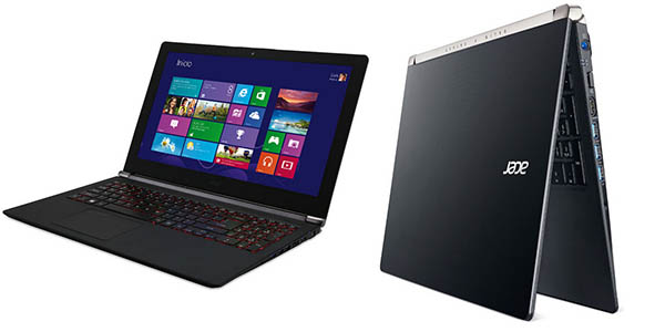 Ordenador portátil Acer Aspire V Nitro VN7-591G