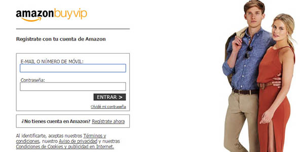 amazon buy vip cuenta en amazon registro