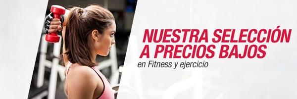 ofertas fitness y máquinas de ejercicio baratas