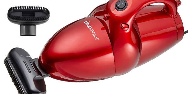 aspiradora de mano con funcion soplador sin bolsa gran relacion calidad-precio