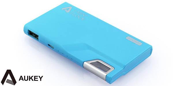 Batería portátil Aukey 3.300 mAh