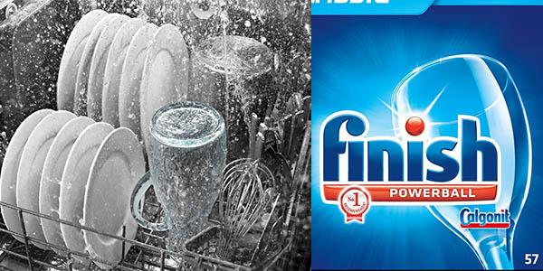 calgonit finish classic detergente para lavavajillas en pastillas