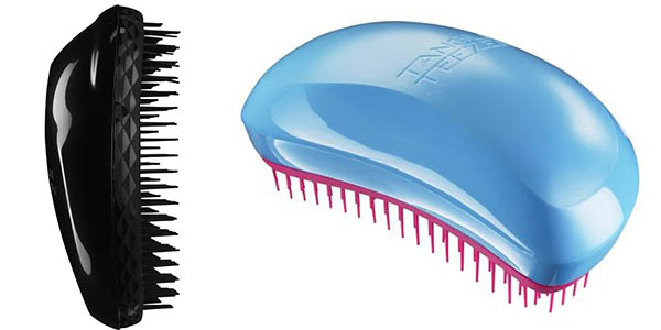 cepillo de puas flexibles antitirones y antiencrespamientos tangle teezer
