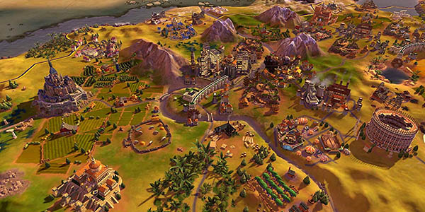 Sid Meier's Civilization VI para Nintendo Switch barato