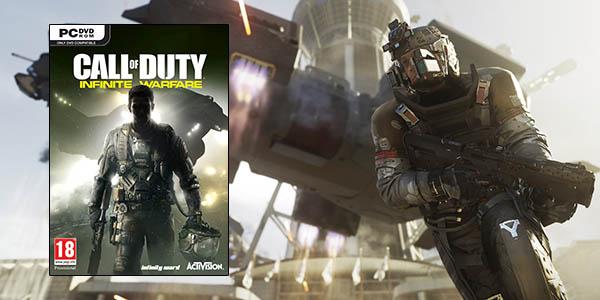 Call of Duty: Infinite Warfare para Steam